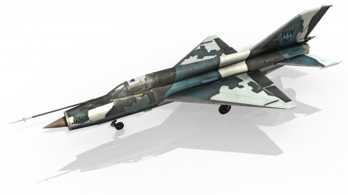 Four new aircraft revealed for Jane's Advanced Strike Fighters