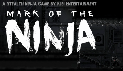 Mark of the Ninja announced by Klei Entertainment