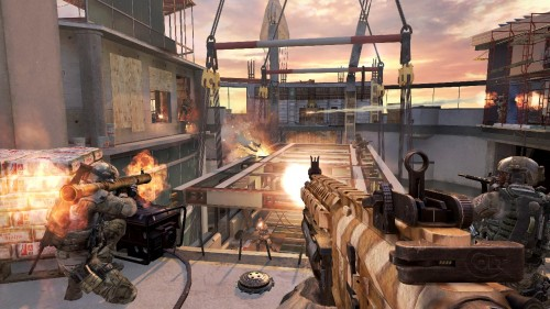 Modern Warfare 3's next DLC map is Overwatch
