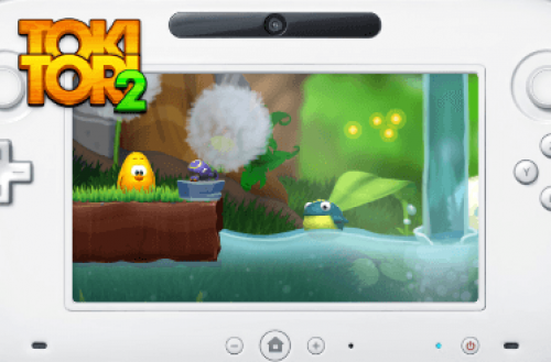 Toki Tori 2 making plans for the Wii U