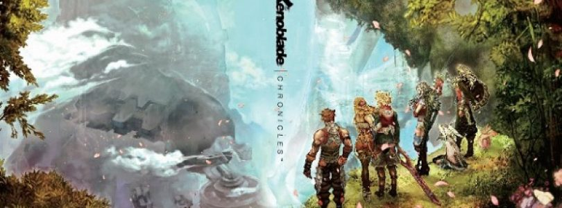 Xenoblade Chronicles releasing on April 6 with gorgeous box art