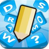 Draw Something - Mobile App Draw-Something-Logo