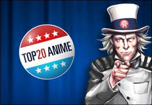 Madman wants you to determine the Top 20 Anime titles of all time
