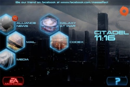 Mass Effect Goes Mobile