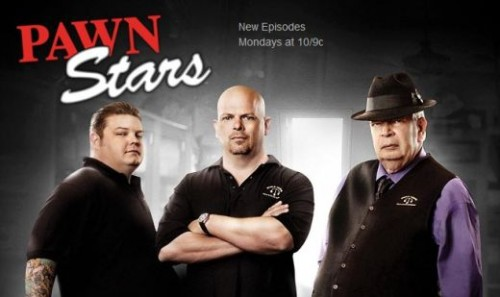 Release dates for Pawn Stars and Storage Wars DVD collections
