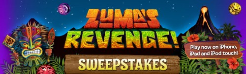 Zuma's Revenge! Sweepstakes – Capsule Computers