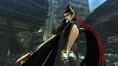 Bayonetta struts her stuff in Anarchy Reigns gameplay video