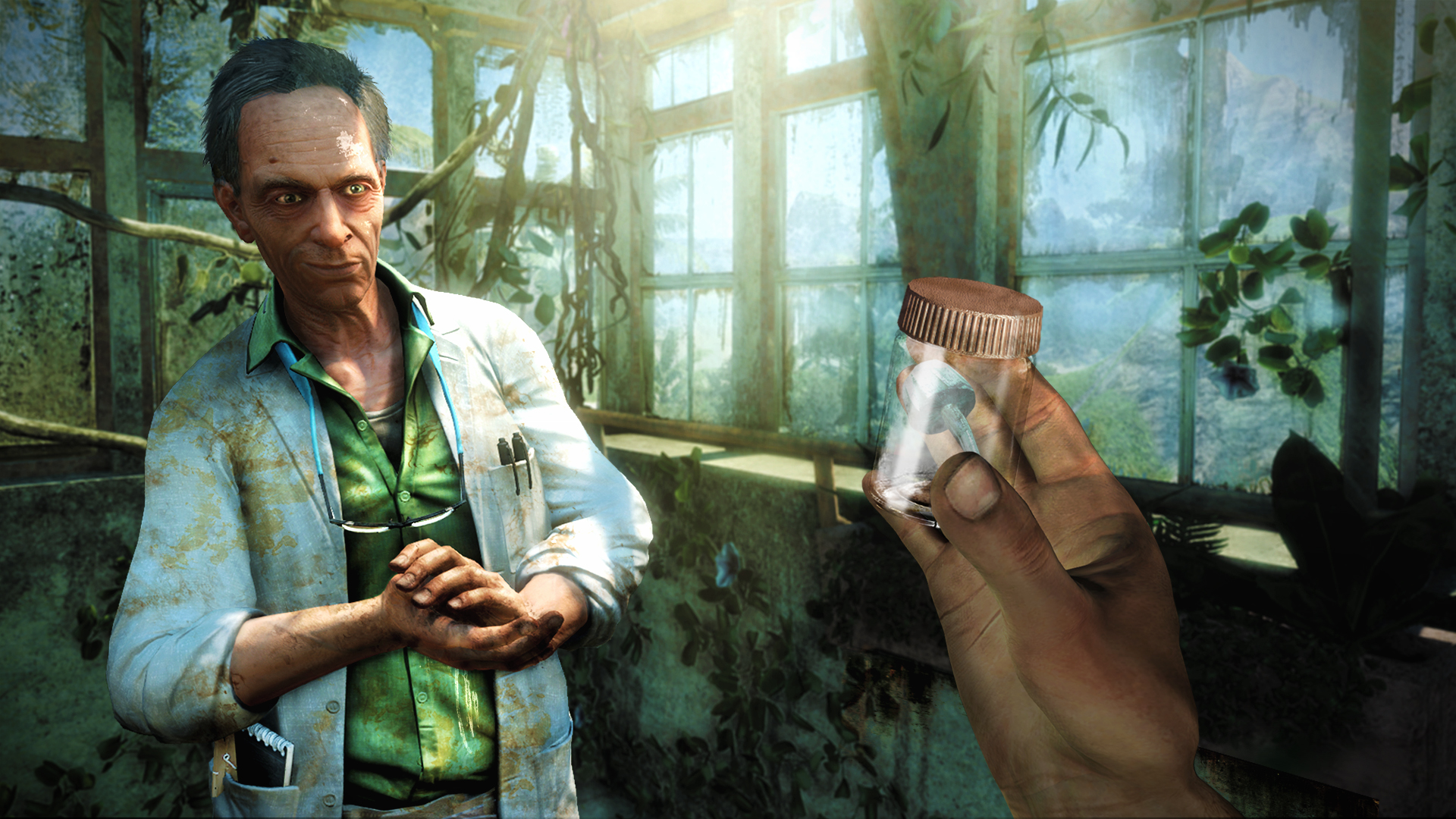 Far Cry 3 Gameplay Trailer Capsule Computers