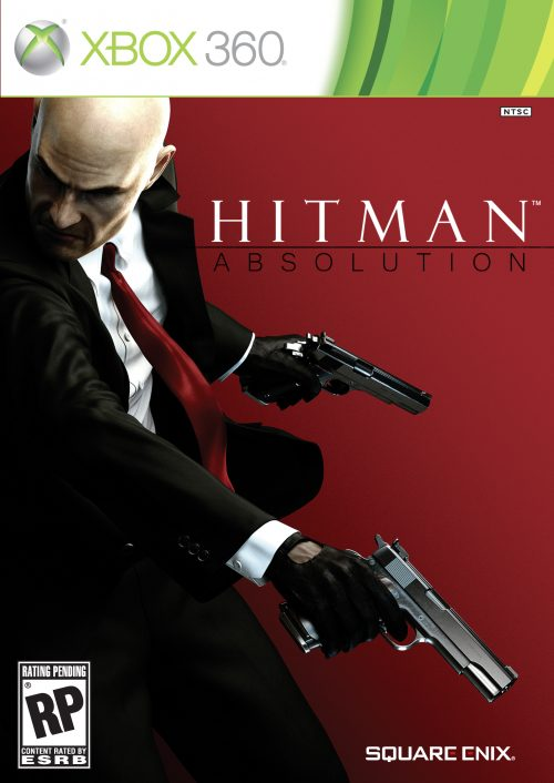 Hitman: Absolution box art revealed