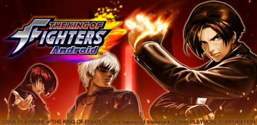King Of Fighters Android Out Now!