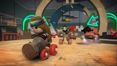 LittleBigPlanet Karting coming to PS3 this year