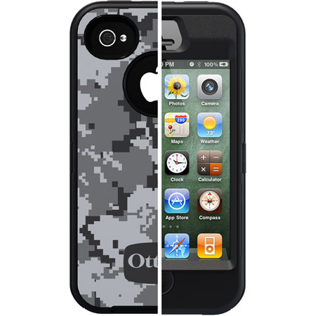 Otterbox Defender Camo Case for iPhone 4/4s Available for ...