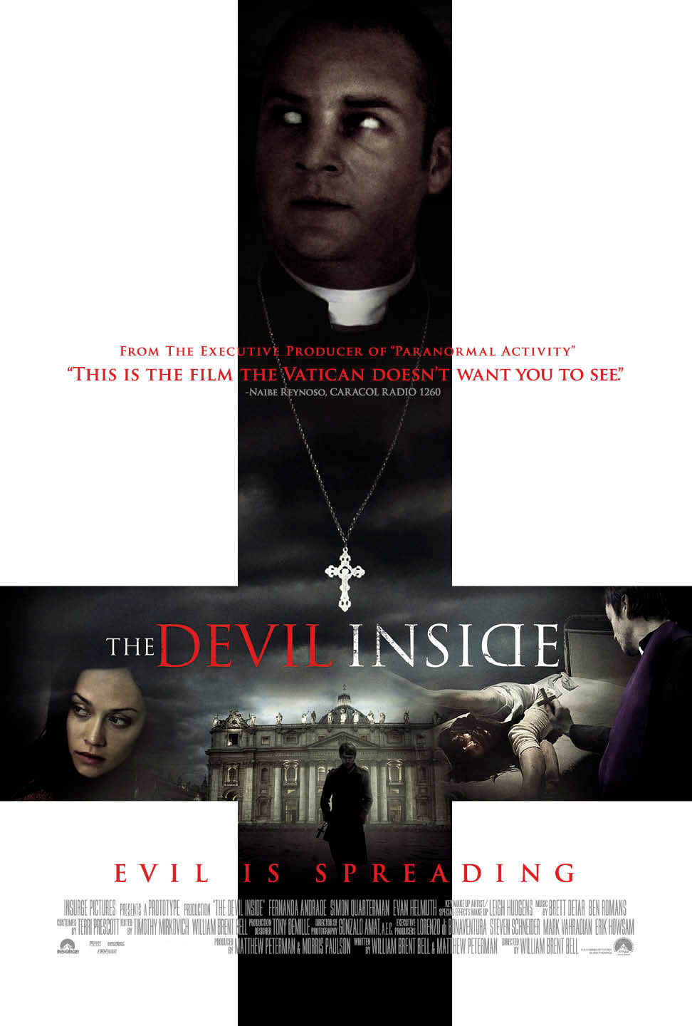 Devil Inside 2012 [DVDRIP] [french] AC3  [MULTI]