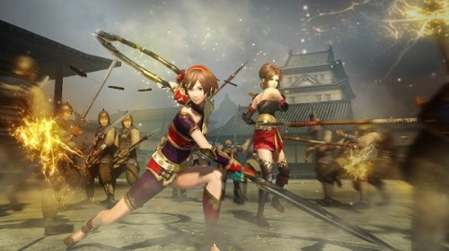 Warriors Orochi 3's launch trailer unites the warriors of the land