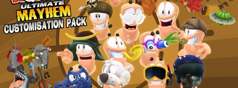 New Worms: Ultimate Mayhem DLC