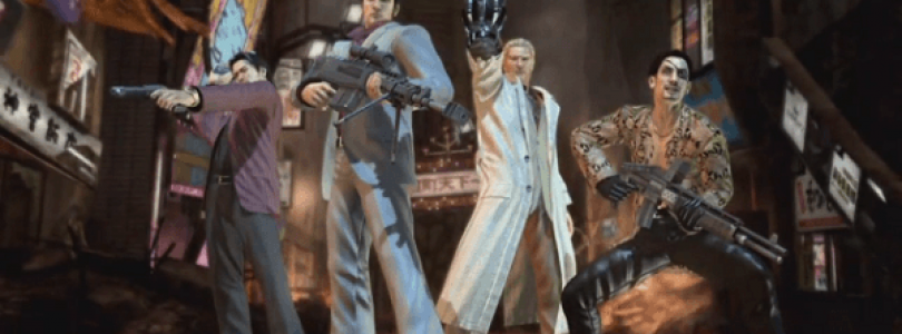 Yakuza: Dead Souls' launch trailer pits the Yakuza against their worst enemy