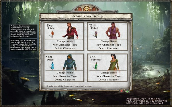 Trainers - Avernum: Escape from the Pit (SPOILERS ...