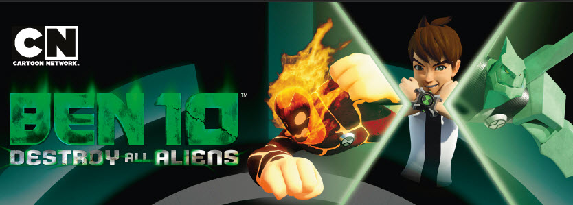 Ben 10 – Destroy All Aliens CGI Movie Coming To DVD In June