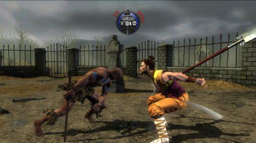 Deadliest Warrior Battle of the Week Round 4