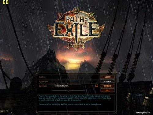 First Impressions – Path of Exile Beta