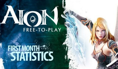 Aion Finding Success in Free to Play