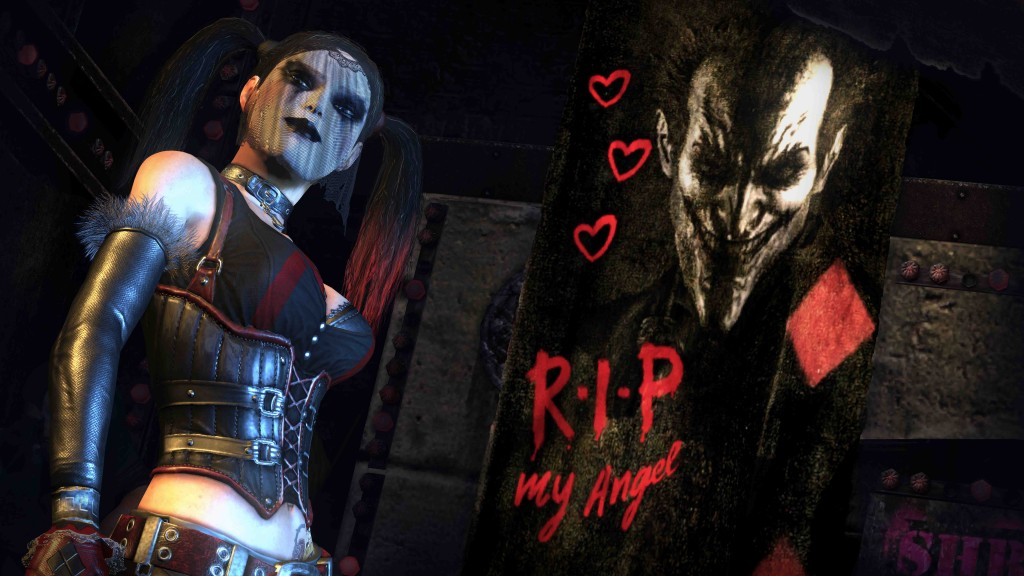 Batman Arkham City: Game of the Year Edition trailer – Harley Quinn's Revenge DLC
