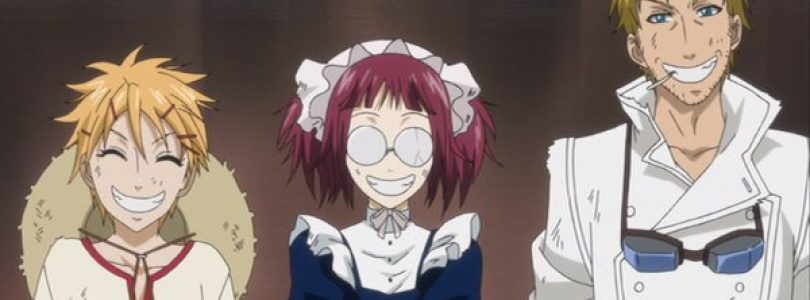 Black Butler: Complete First Season Review