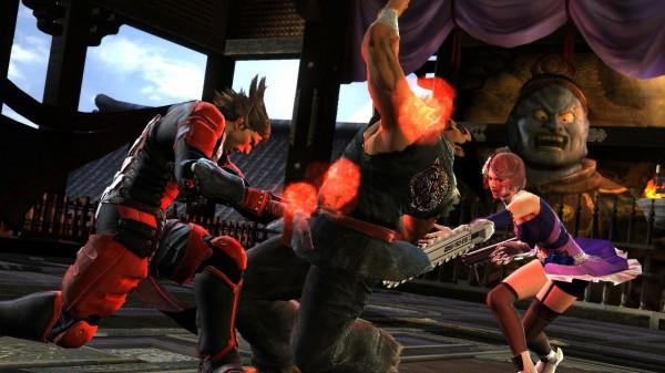 Tekken Tag Tournament 2 Combo Video Released Capsule Computers