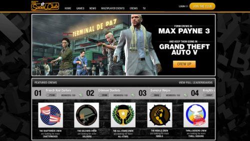 Registrations open at the new Rockstar Games Social Club