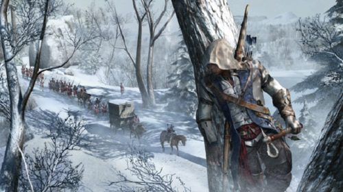 First gameplay trailer for Assassin's Creed 3 unlocked