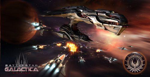 Battlestar Galactica Online Celebrates its One-Year Anniversary