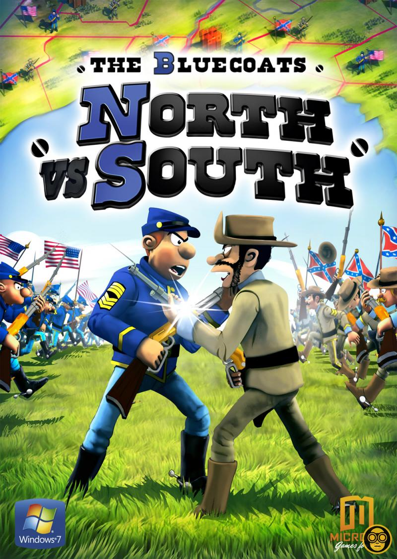 The Bluecoats North vs South v1.0 [ENG] [MULTI]