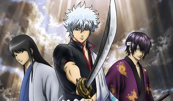 Gintama cast