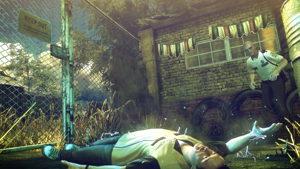 Two New Hope Times Hitman Absolution Screens Capsule Computers