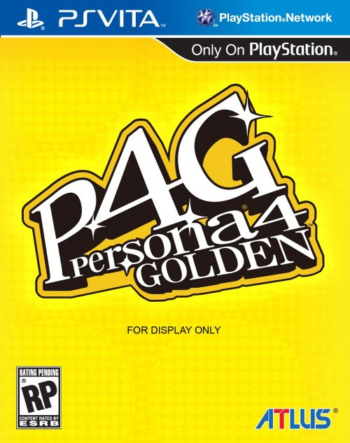 Persona 4: Golden to land on North American Vitas in the Fall