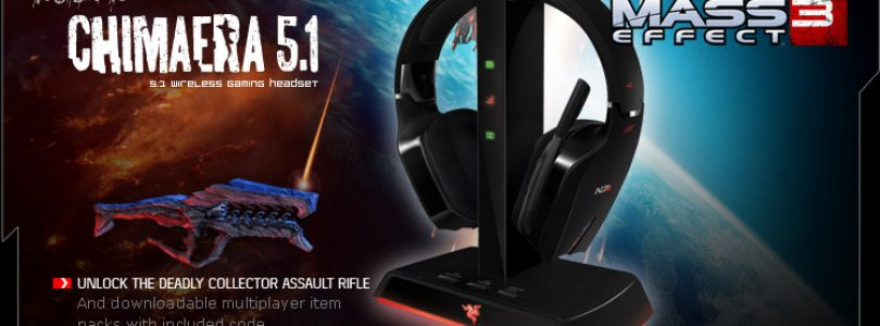 Mass Effect 3 Razer Chimaera Review