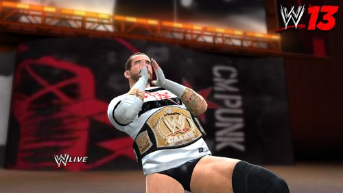Live the revolution with the newly announced WWE '13