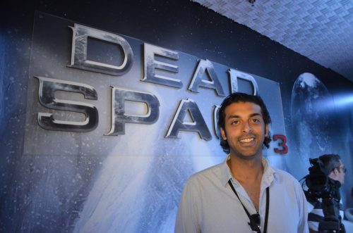 Dead Space 3 Interview with Shereif Fattouh