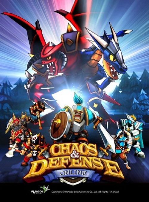 Chaos and Defence Available This Month