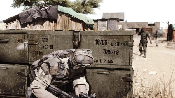 Room Cover Ghost Recon Ghost Recon Future Soldier Wii: Gameplay Trailer Marks Release Of Ghost Recon Future