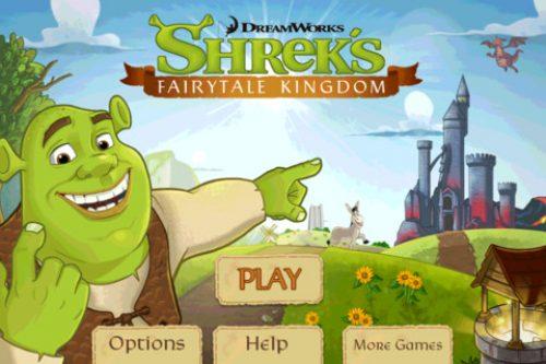 Shrek's Fairytale Kingdom Available Next Week