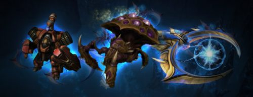 Heart of the Swarm Units – Starcraft II