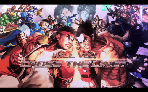Street Fighter x Tekken Trailer for PlayStation Vita