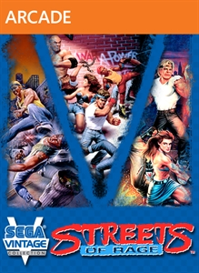 sega vintage collection streets of rage review � capsule