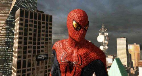 The Amazing Spider-Man Free Roam Video