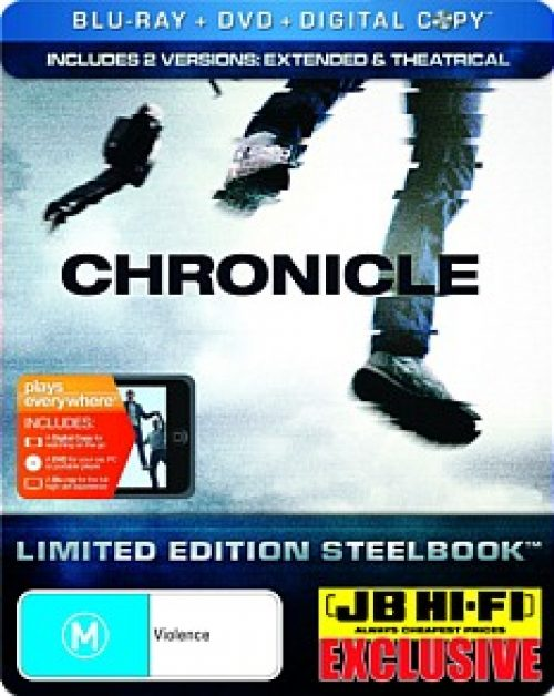 Chronicle Released on DVD and Blu-Ray