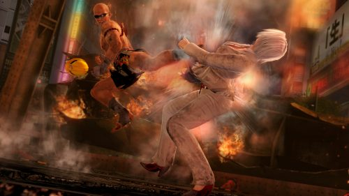 Dead or Alive 5 E3 2012 Preview