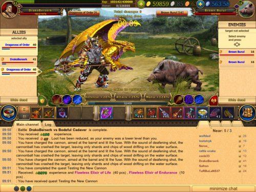 Dragon Eternity Cross Platform MMO Announced