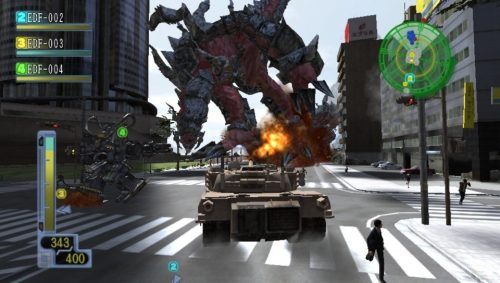 Earth Defense Force 2017 invades Japanese Vitas September 27th