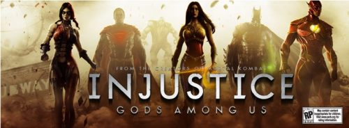Injustice: Gods Among Us Revealed
